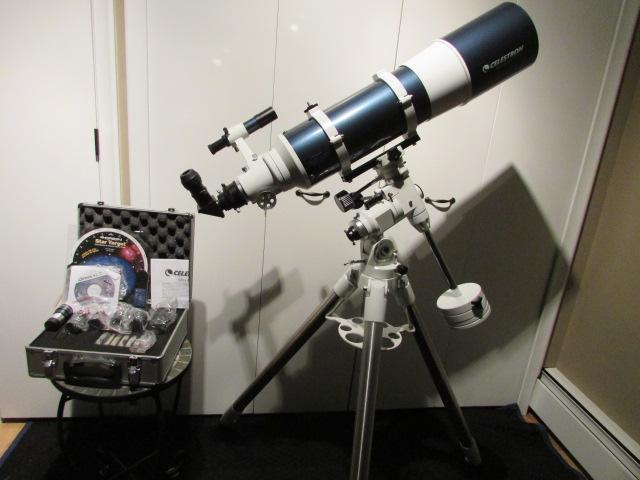 Celestron Omni XLT 150mm Refractor